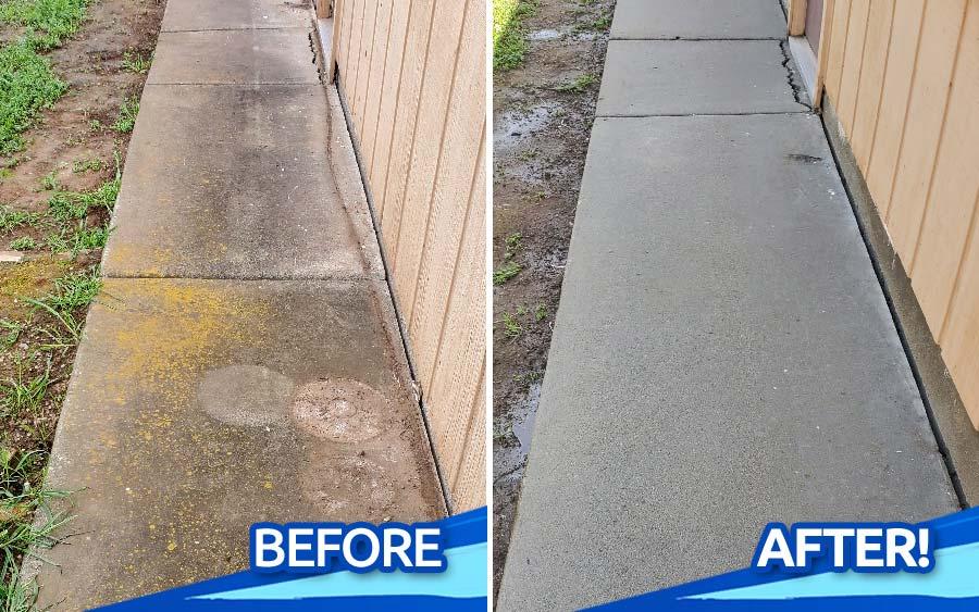 Deep-Clean-Concrete-Driveway-Sidewalk-Pool-Deck-Pressure-Washing-North-County-San-Diego-CA-gallery-09