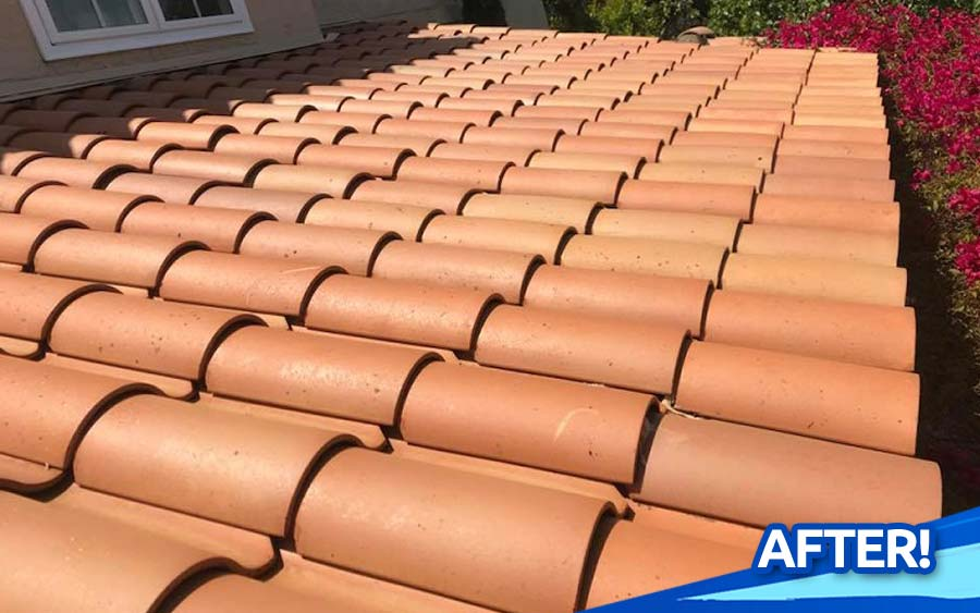 Low-Pressure-Steam-Cleaning-Tile-Roof-Stain-Cleaning-North-County-San-Diego-CA-gallery-02