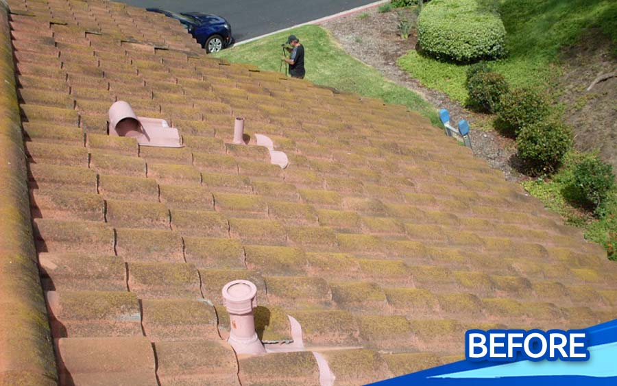 Low-Pressure-Steam-Cleaning-Tile-Roof-Stain-Cleaning-North-County-San-Diego-CA-gallery-05