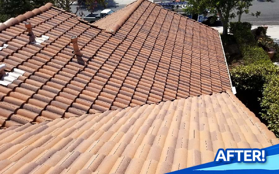 Low-Pressure-Steam-Cleaning-Tile-Roof-Stain-Cleaning-North-County-San-Diego-CA-gallery-08