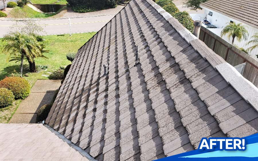 Low-Pressure-Steam-Cleaning-Tile-Roof-Stain-Cleaning-North-County-San-Diego-CA-gallery-10